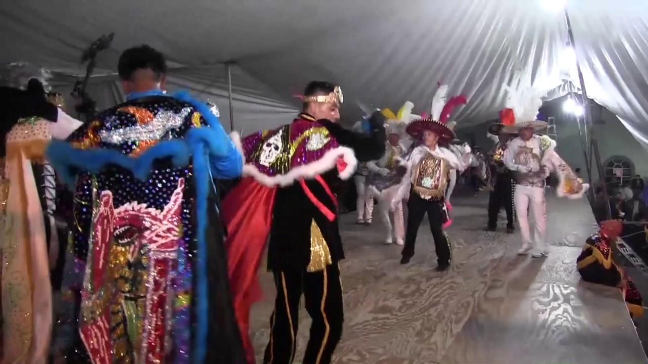 Danza Santiagos Vs Moros Santa Maria Coatlan Ejido De San