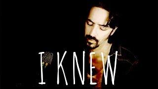 Anthony Lazaro - I Knew (Official Video)
