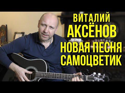 Новая песня Виталия Аксёнова «Самоцветик» и хиты «Шофёрская стезя», «Ремешок» специально для Р.Групп