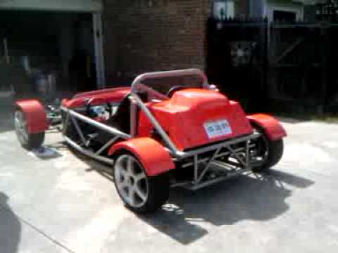 Kit Car Mev Rocket Made By Vmvcars Com Youtube