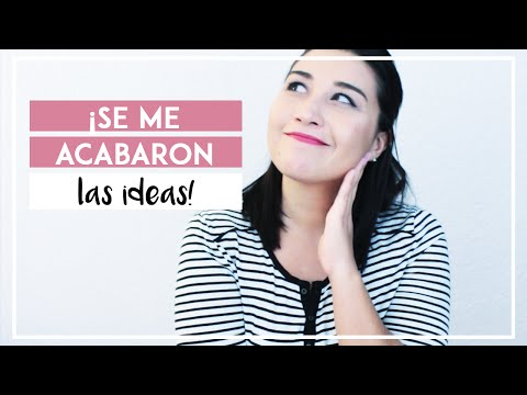 IDEAS DE TEMAS PARA VIDEOS DE YOUTUBE Y BLOGS - SONIA ALICIA