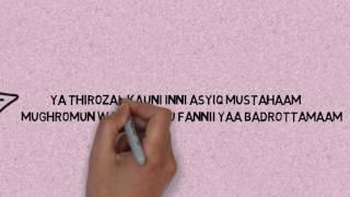 Tholama Asyku - Sholawat Gambus [Lirik]