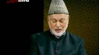 Persecution of Ahmadiyya Muslim Jama'at - Urdu Discussion Program 8 (part 5/6)