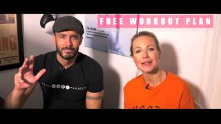 Free Team Body Project workout plan (PLUS Cardio Starter 3 SOON)