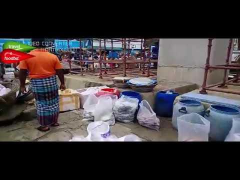 fish market kawran bazar dhaka
