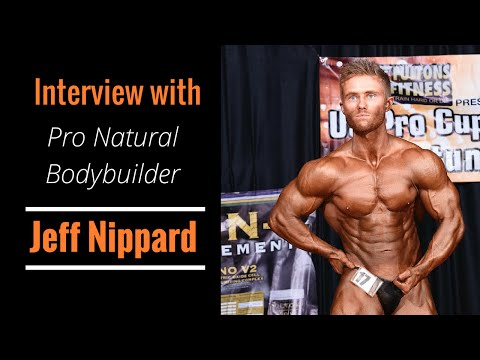 002: Bodybuilding & Powerlifting Interview with Jeff Nippard