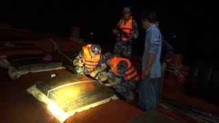 Bắt giữ tàu cá vận chuyển 120 nghìn lít dầu D.O trái phép trên tuyến biển