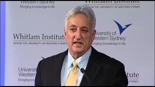 2012 Economy Symposium: Dr Robert Costanza