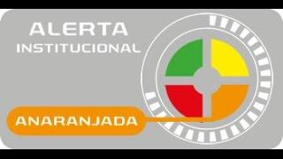 SE-CONRED se declara en Alerta Anaranjada Institucional