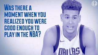 Road to the Mavs: Dwight Powell