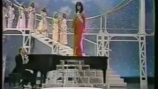 Miss Universe 1981 Evening Gown Competition