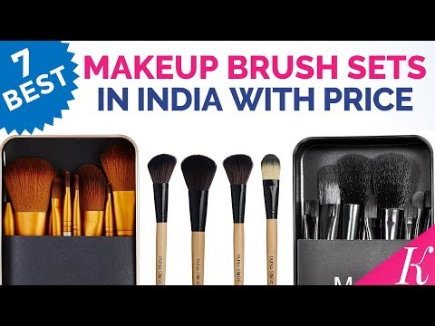 Make up a makeup brush kit online