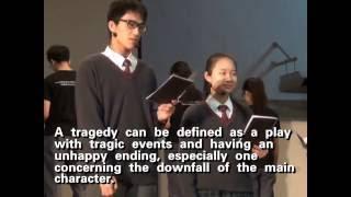 新界喇沙中學-HKSMSA 第66屆香港學校朗誦節英文朗誦