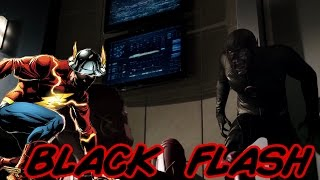 The Flash vs Black Flash | The Flash 3x17 Promo and The Flash Season 3 Episode 16 Review/Easter Eggs