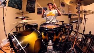 Chris Dimas - London Bridge - Fergie - Drum Cover