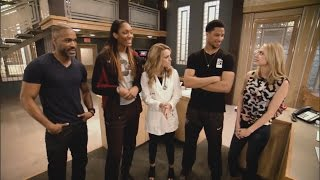 Josh Hart And A'ja Wilson Take On General Hospital | College Sports On ESPN