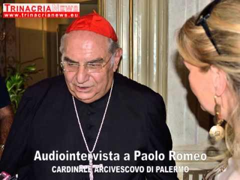 Arcivescovo Paolo Romeo