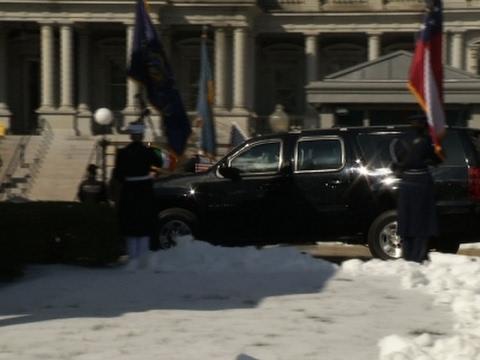 Trump Greets Irish Leader at White House