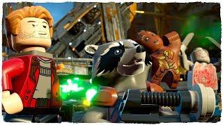 👉 ¡LEGO MARVEL SUPER HEROES 2! SOMOS LOS GUARDIANES DE LA GALAXIA - CAPÍTULO 1 | #LEGOMarvel2