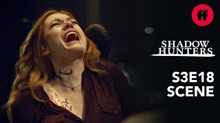 Shadowhunters Season 3, Episode 18 | The Serum Doesn't Work on Clary & Jonathan | Freeform