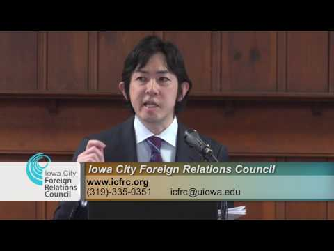 Iowa City Foreign Relations Council Presents: Bushido in Modern Japanese Life