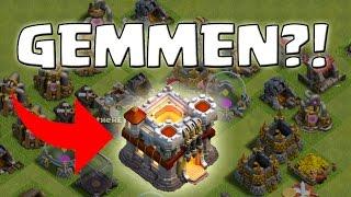 RATHAUS 11 GEMMEN?! || CLASH OF CLANS - Troll Account || Let's Play CoC [Deutsch/German HD]