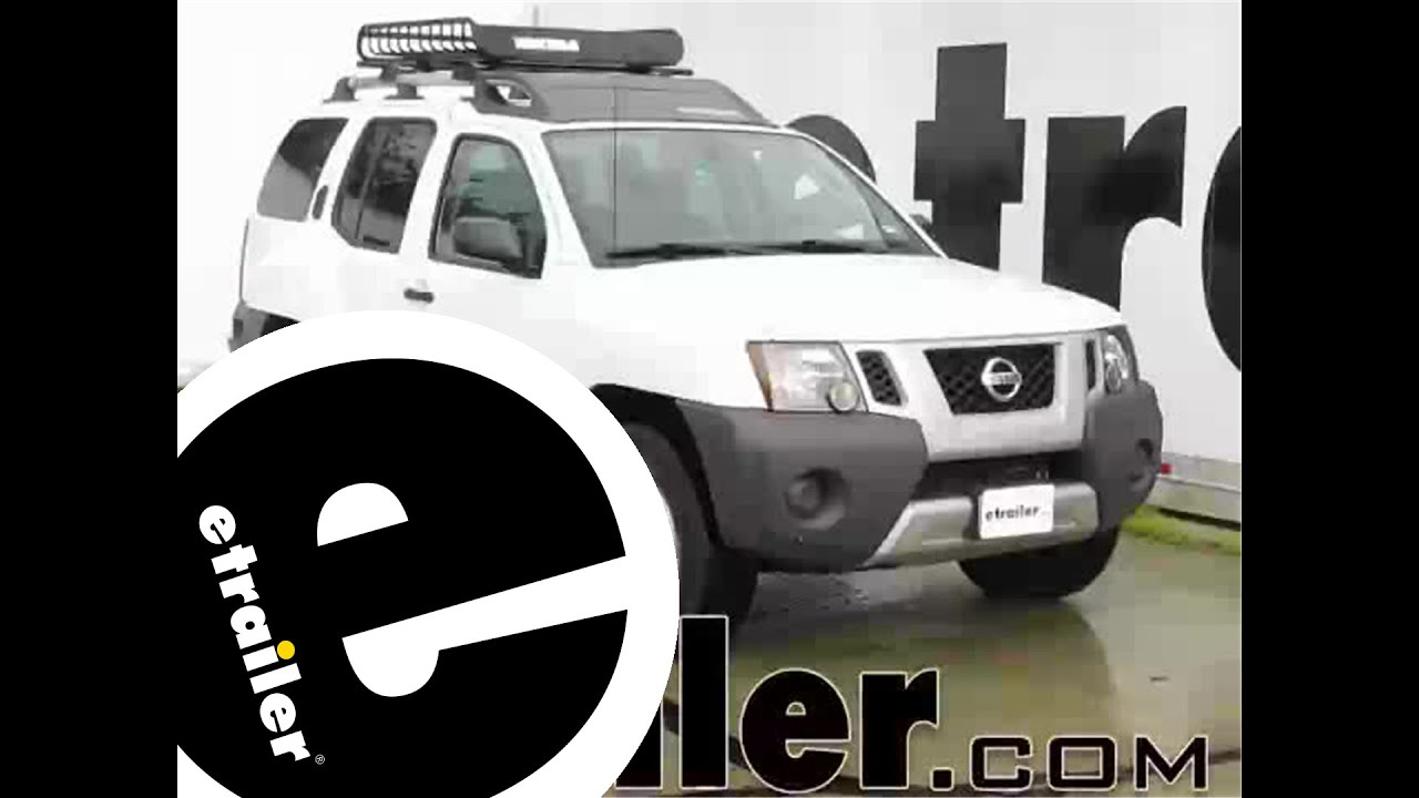 2005 Nissan Frontier Trailer Wiring Diagram Xterra Harness Books Of Install 2012 118525 Etrailer Com Rh Youtube Engine
