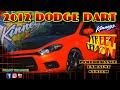 2012 Dodge Dart Street Demon Custom Split Dual System by Kinney's
