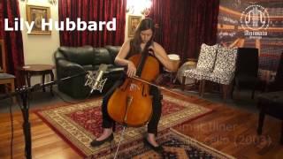 Helmut Illner Strad Cello 2003