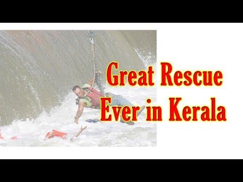 great-rescue-operation-done-in-kerala-floods-||-latest-telugu-news