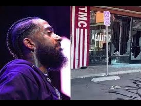 They are vandalizing black own businesses, but black men are supposed to build in the community