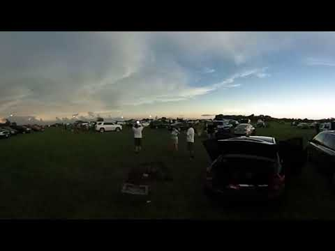 Total Solar Eclipse - Marshall, Missouri - August 21, 2017