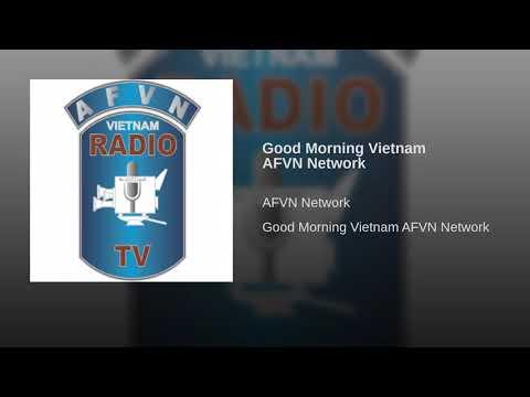 Good Morning Vietnam AFVN Network