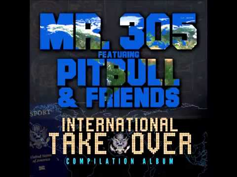 Pitbull -  Superstar feat (David Rush, Qwote & Vein)