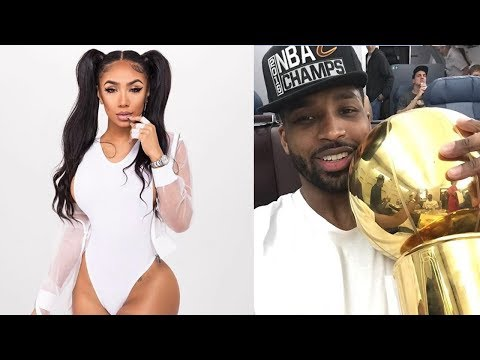 Tristan Thompson STILL CHEATING With Lani Blair! Giving Her Thousands Of Dollars A Month!