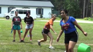 SNEMN Sr. High Camp 2014 - Tuesday Recap