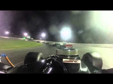 Waterford Speedbowl Overdrive Radio 300 SK Modified Feature 7-5-14