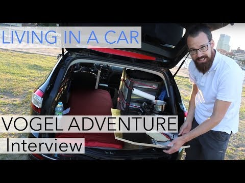 How to transform a car into a van and travel from Patagonia to Alaska | VOGEL ADVENTURE