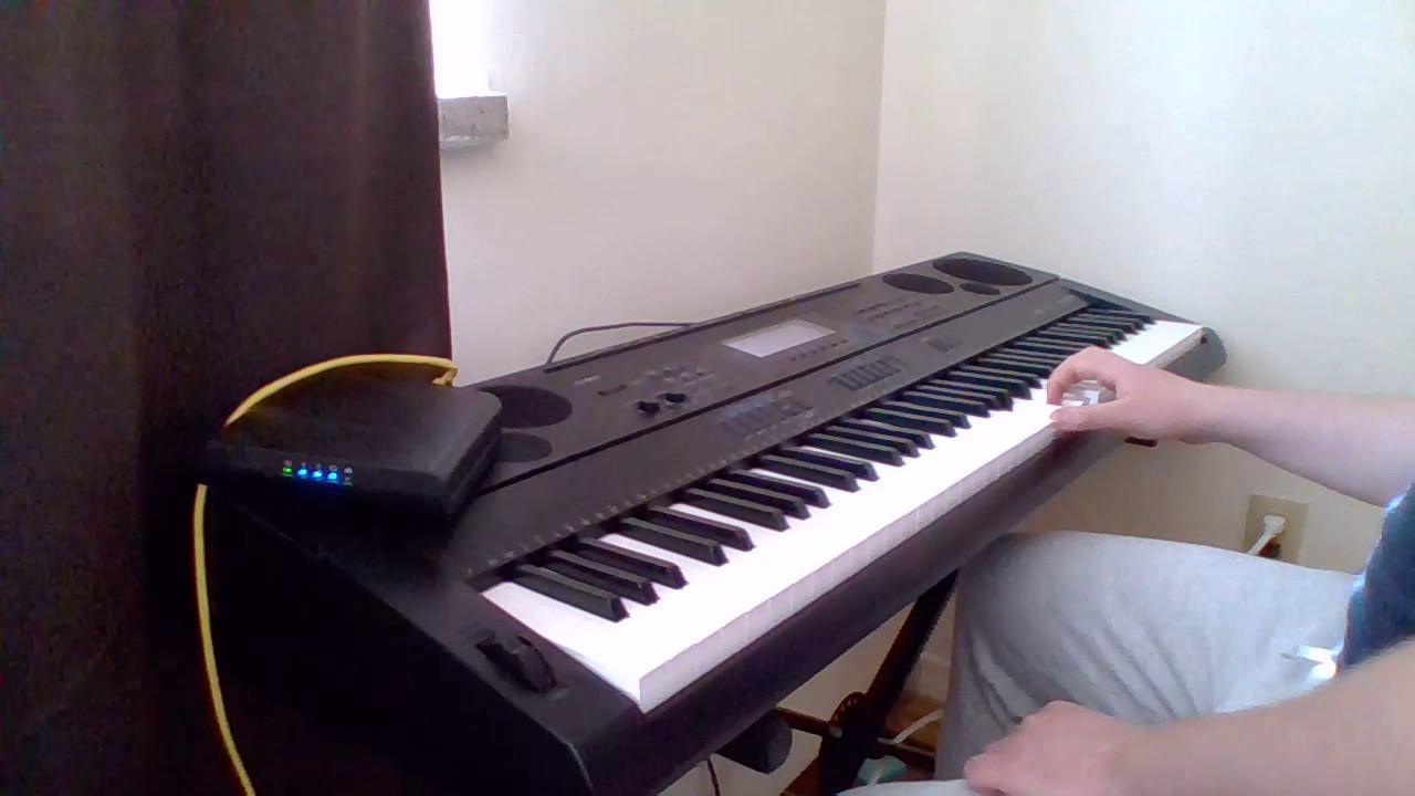electric pianos demo casio wk 6500 keyboard youtube. Black Bedroom Furniture Sets. Home Design Ideas