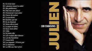 Julien Clerc Album Complet  - Les plus belles chansons de Julien Clerc