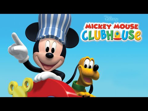 Mickey Mouse Clubhouse Full Episodes Of Various Disney Jr Games English Version Gameplay Youtube