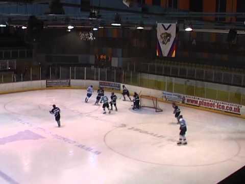 Oxford vs Cambridge Ice Hockey Varsity 2009 (Vikings vs Eskimos)