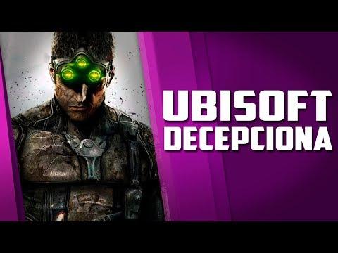 Ubisoft decepciona fãs mais uma vez e as cartinhas mais caras do mundo