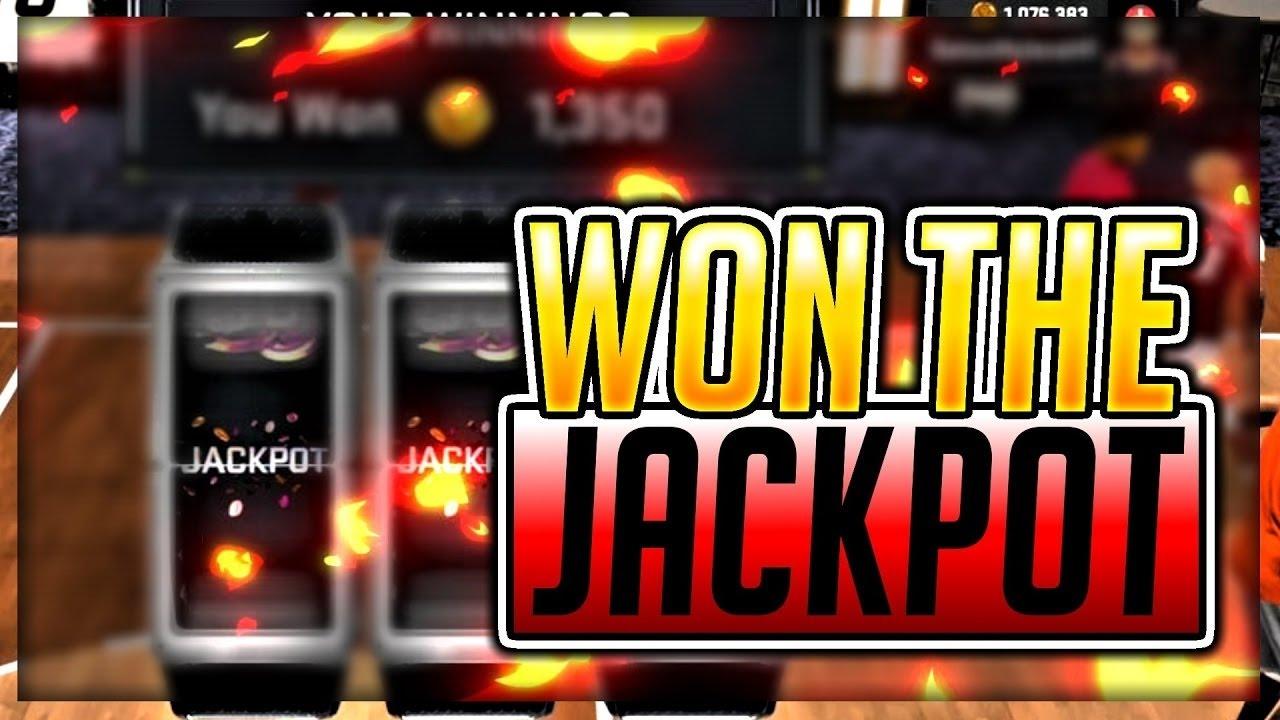 Won Jackpot