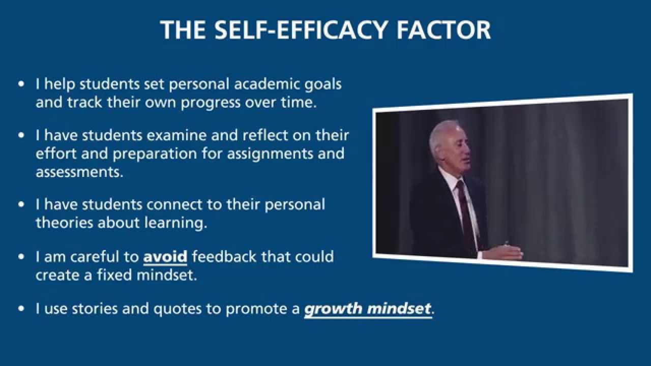 self efficacy motivation Goal orientation, self-efficacy, and achievement 4 in vacuum motivation researchers, particularly those taking the social cognitive perspective.