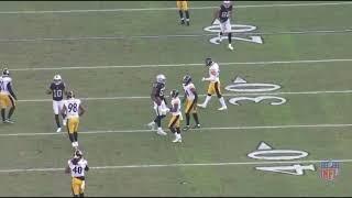 Derek Carr Film Breakdown vs the Steelers