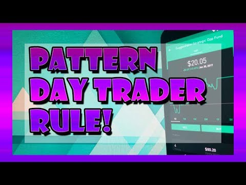 Pattern Day Trader Rule and Unlimited DAY TRADING | Investing Education!