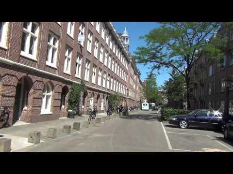 Walking Amsterdam To Westerpark