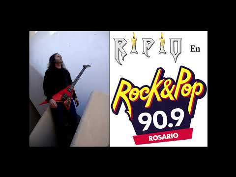 RIPIO en Puro teatro - Radio Rock & pop