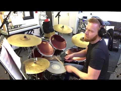 Are You Gonna Go My Way? Trinity Rock and Pop Drums Grade 3 NEW SYLLABUS 2018